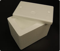 """Lid, walls and base 1.75"""" thick"""